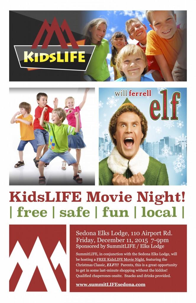 KidsLIFE FREE Movie Night!!!
