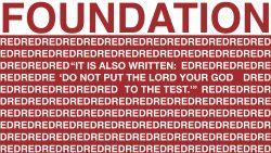 Foundation Red - Week Three